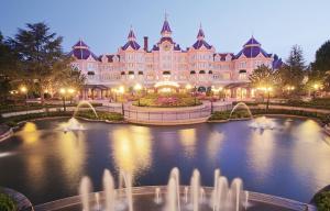 ディズニーランドパリホテル 一番おすすめの宿泊施設