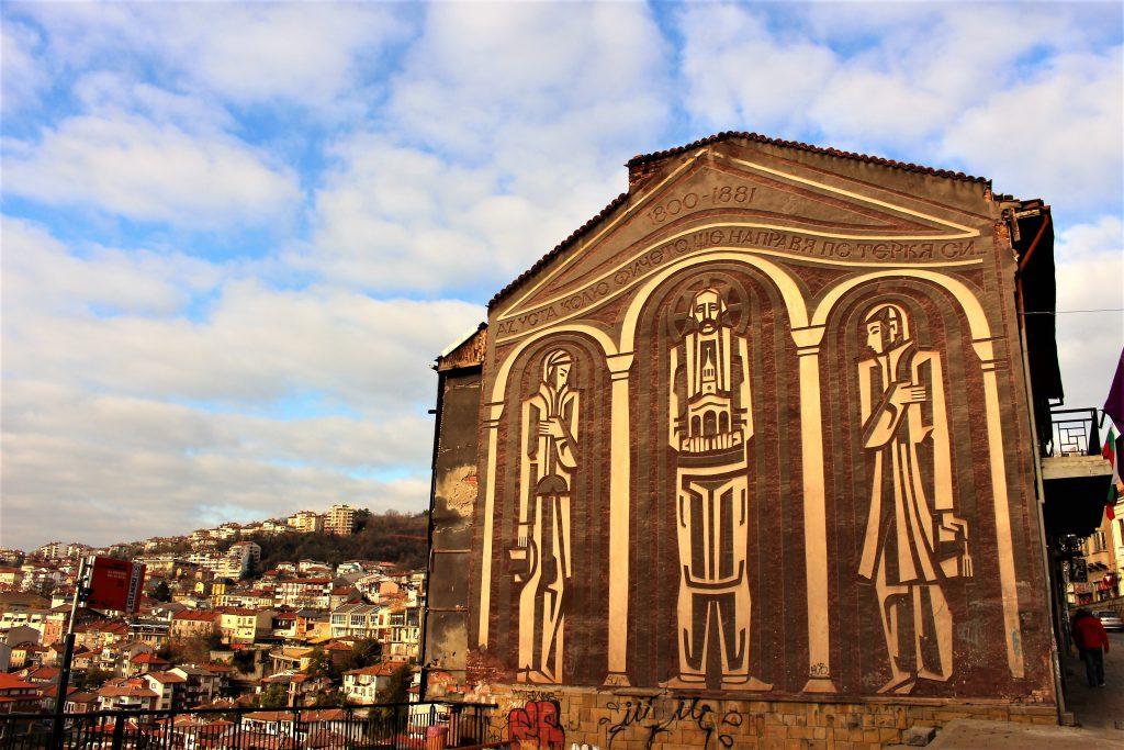 ブルガリア旅行琴欧洲の故郷ヴェリコ・タルノヴォ