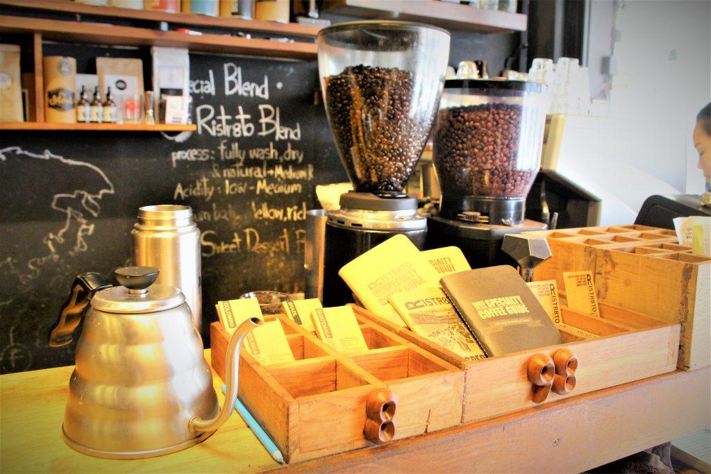 タイ チェンマイ コーヒーショップ カフェ