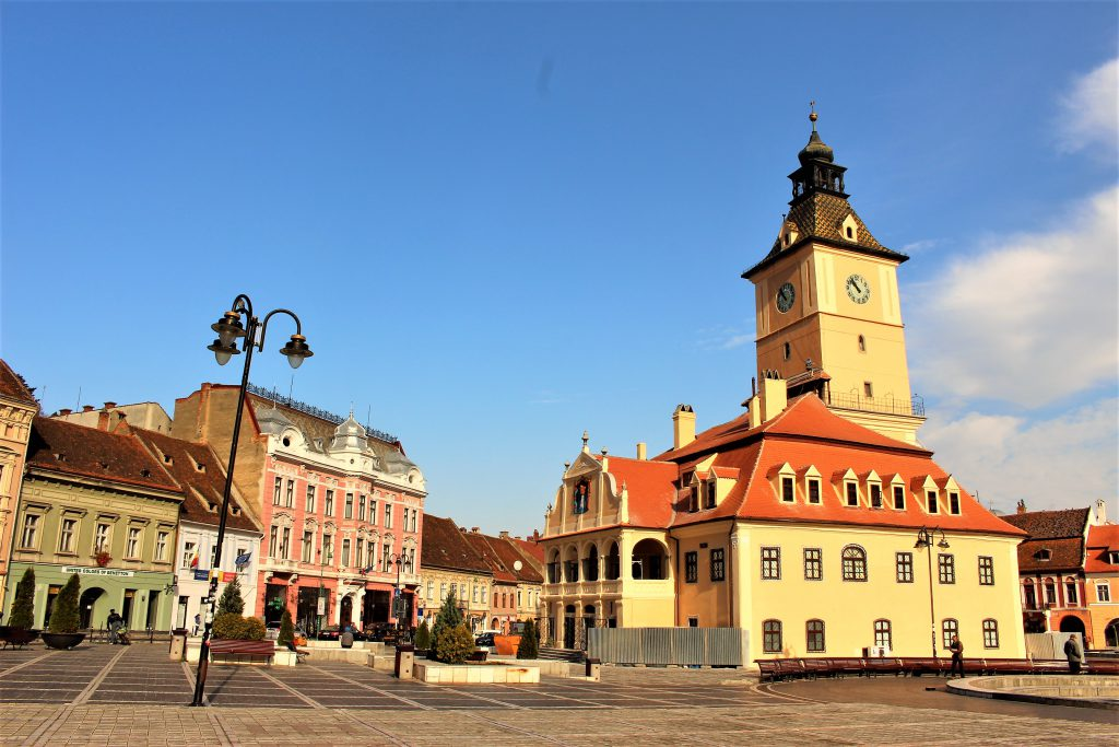 ルーマニアでおすすめのブラショフという街がお洒落で可愛い