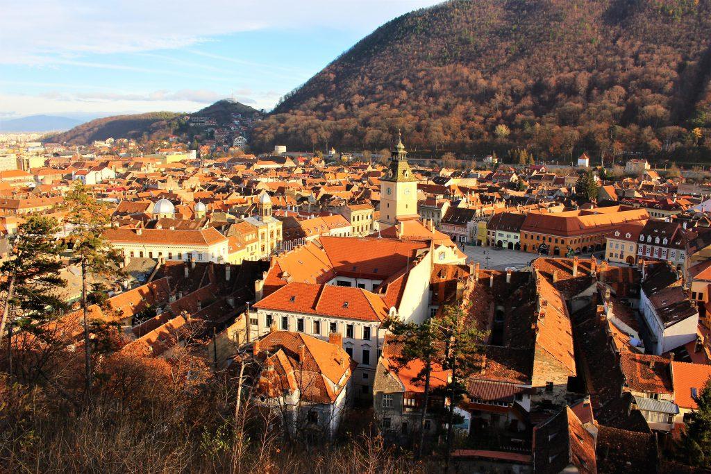 ルーマニアでおすすめのブラショフの街がお洒落で可愛い