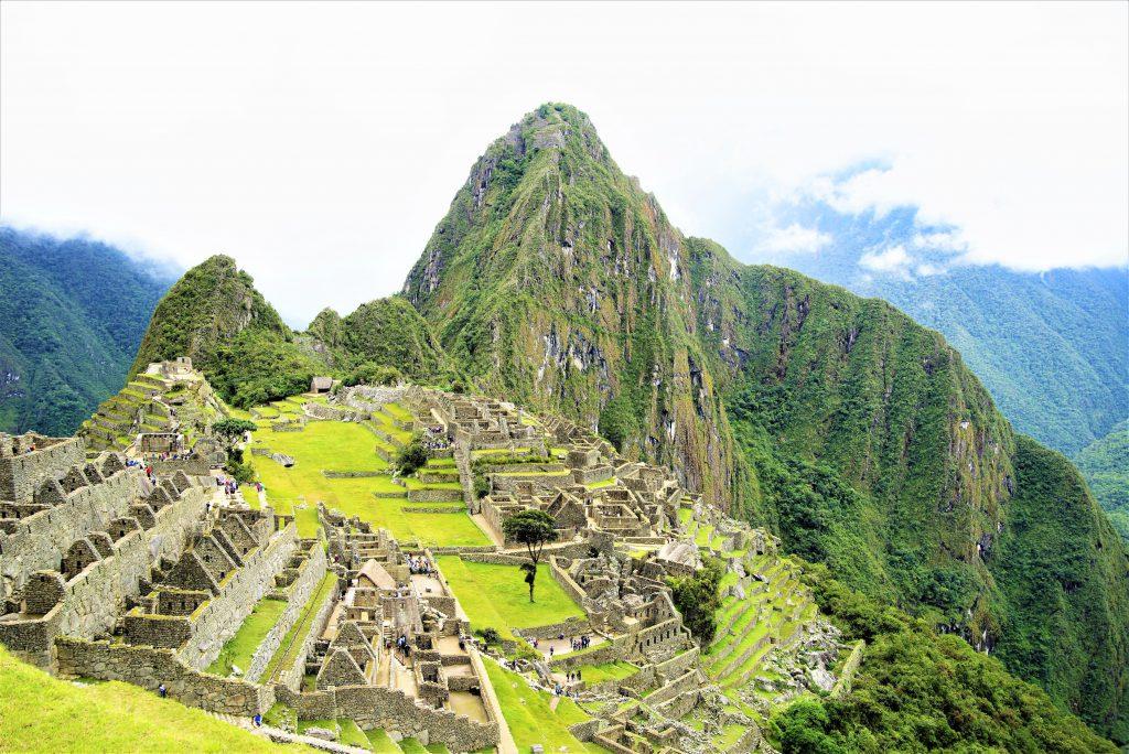 南米 ペルーの絶景 マチュピチュ