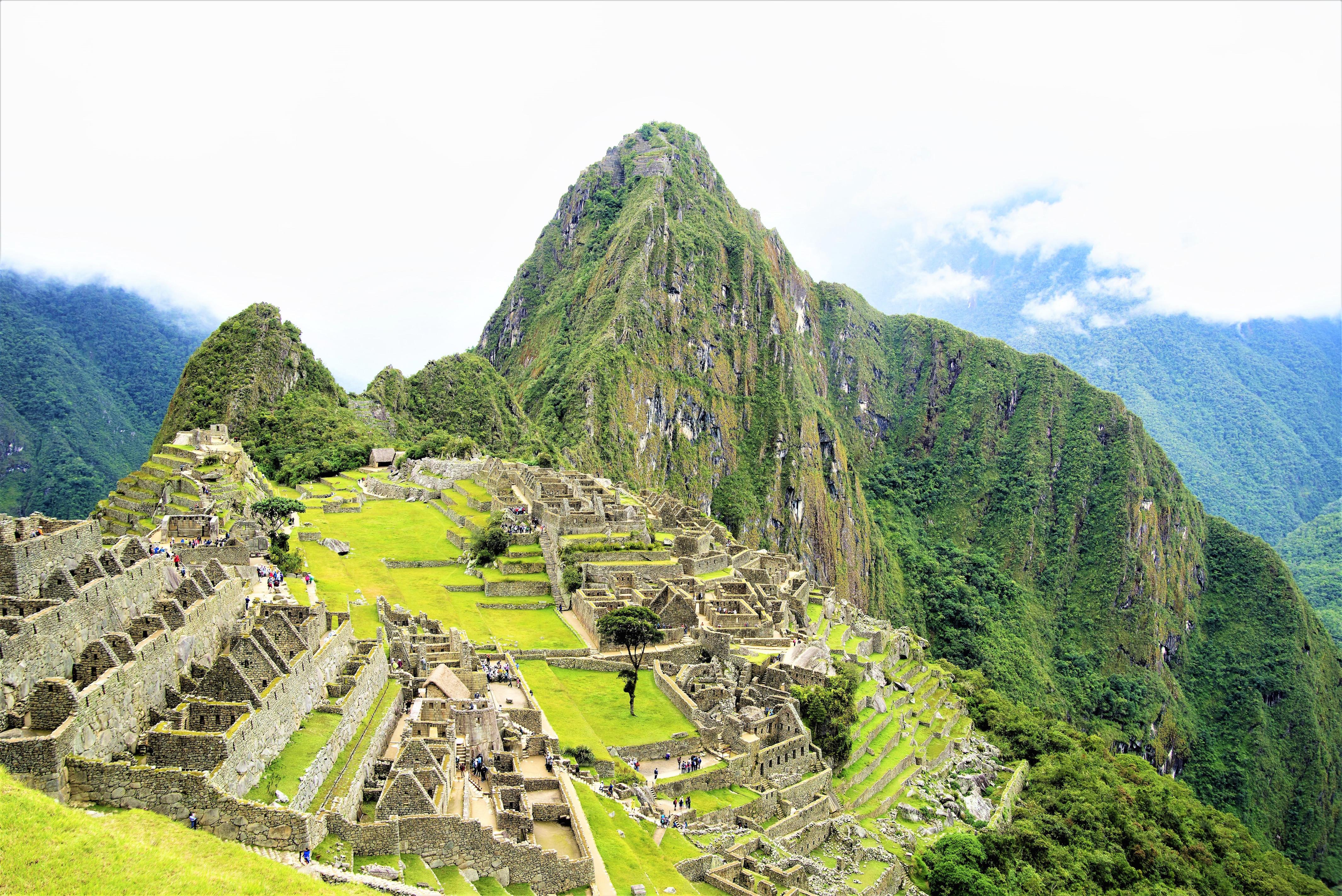 世界一周旅行南米ペルーマチュピチュ絶景