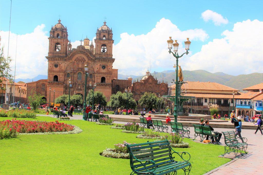世界一周旅行南米ペルーマチュピチュ絶景クスコ