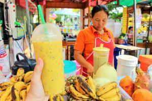 世界一周旅行アジアタイで美味しいおすすめフルーツジュース
