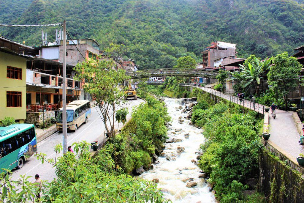 世界一周旅行南米ペルーマチュピチュ絶景クスコの街