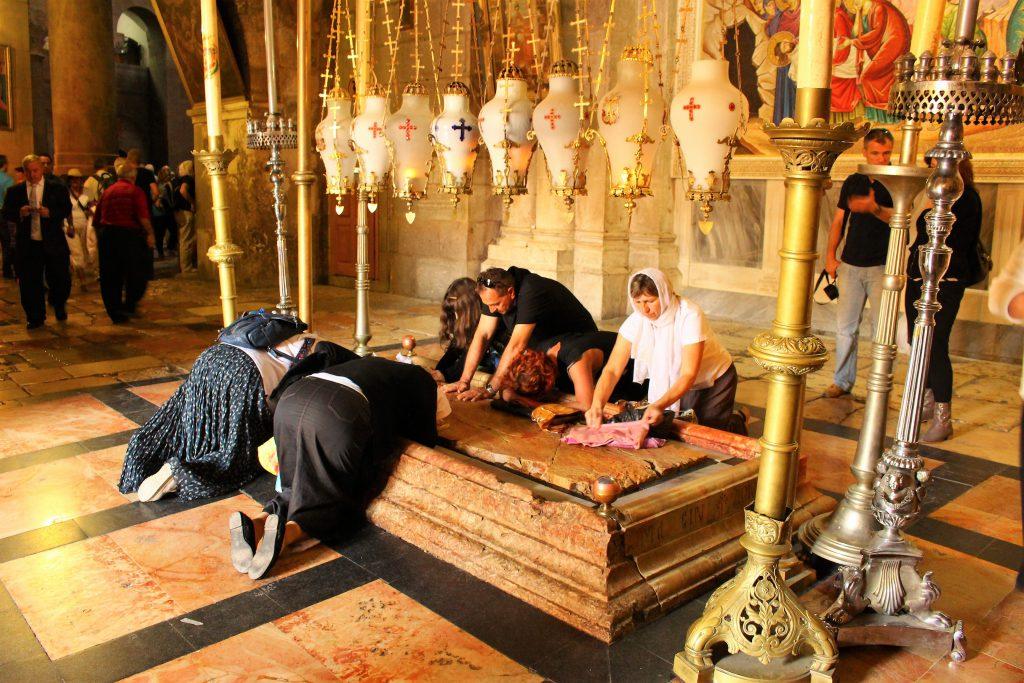 イスラエル旅行エルサレムのキリスト教ロード悲しみの道