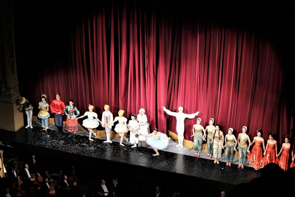 ルーマニア旅行ブダペストのバレエ劇場