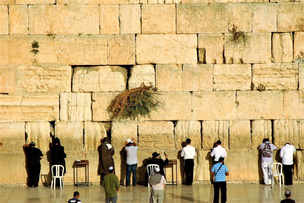 イスラエル旅行エルサレムイエスキリスト嘆きの壁wailing wall
