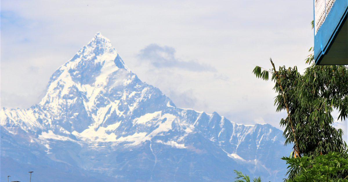冬 海外旅行 ネパール エベレスト
