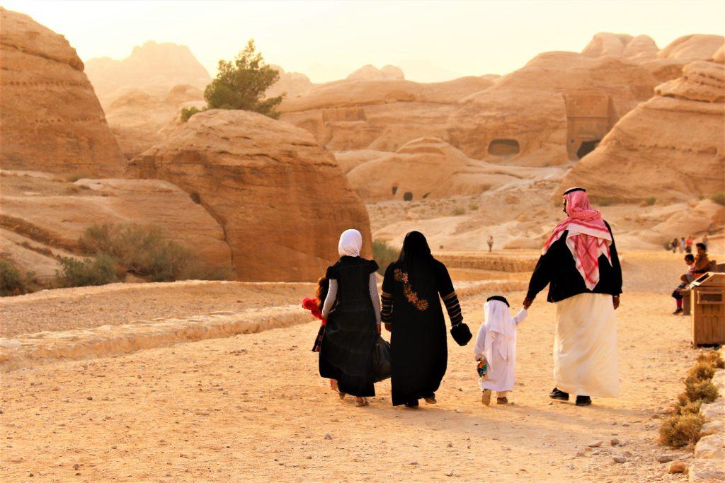 世界一周旅行女子一人旅ヨルダンとイスラエル遺跡