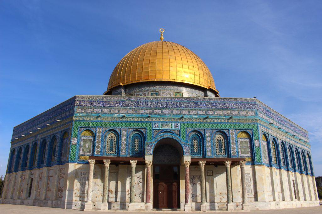 世界一周旅行女子一人旅ヨルダンとイスラエル歴史