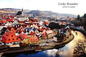 世界一周旅行ヨーロッパでおすすめの国レンガ造りの可愛い街並み