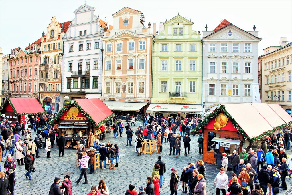 冬の海外旅行でオススメの国 チェコ