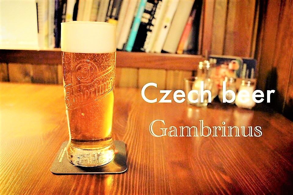 ヨーロッパ旅行チェコのビールは一杯100円