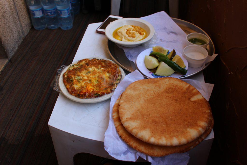 中東イスラエル旅行美味しいご飯食文化