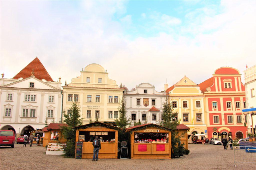チェコの世界一美しい街チェスキークルムロフ