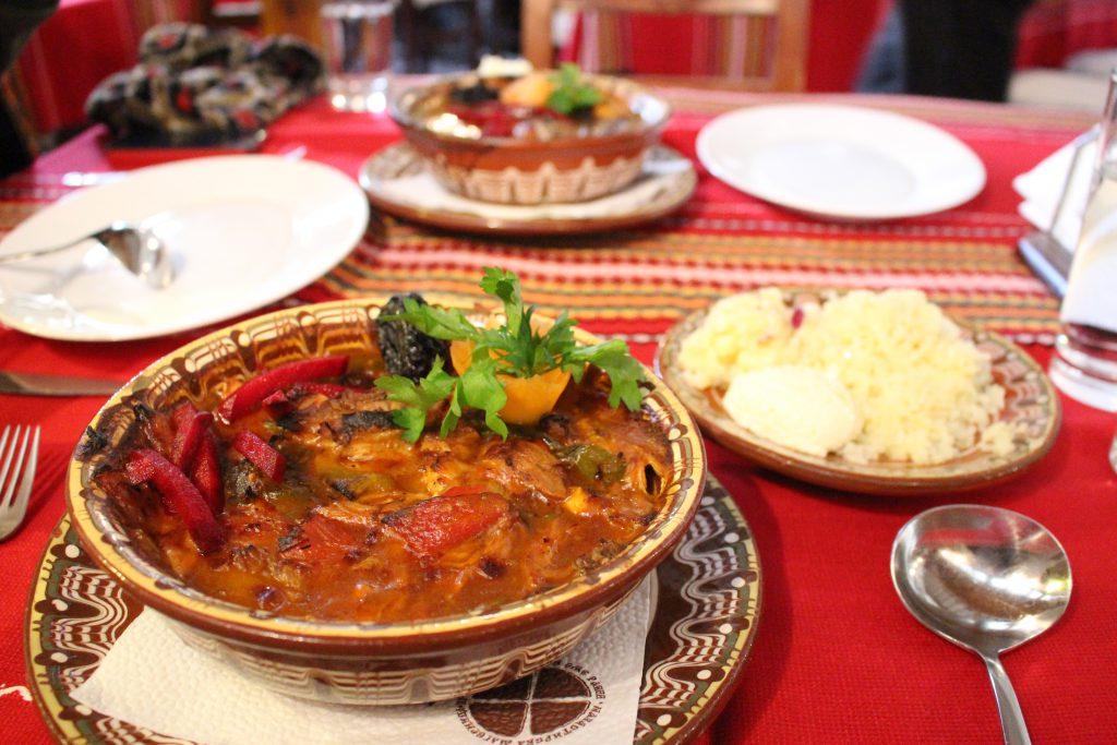世界一周旅行ヨーロッパ東欧ブルガリアの絶品料理