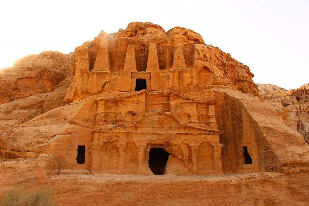 世界一周旅行ヨルダン絶景ペトラ遺跡インディージョーンズ