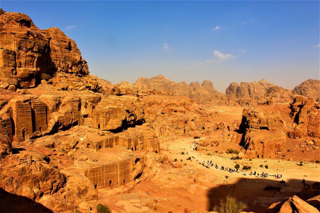 世界一周旅行ヨルダン絶景ペトラ遺跡インディージョーンズ舞台