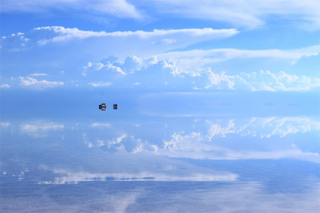 一生に一度は見たい!ボリビアウユニ塩湖