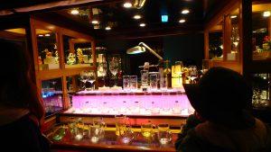 ディズニーランドパリガラスやグラスのお土産ショップ