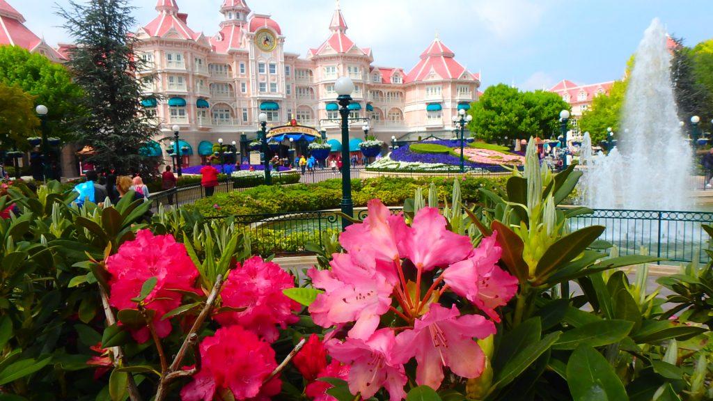 海外Disneyのおすすめ ディズニーランドパリのホテル