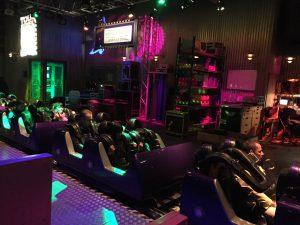 ウォルトディズニースタジオパリ エアロスミスのジェットコースター