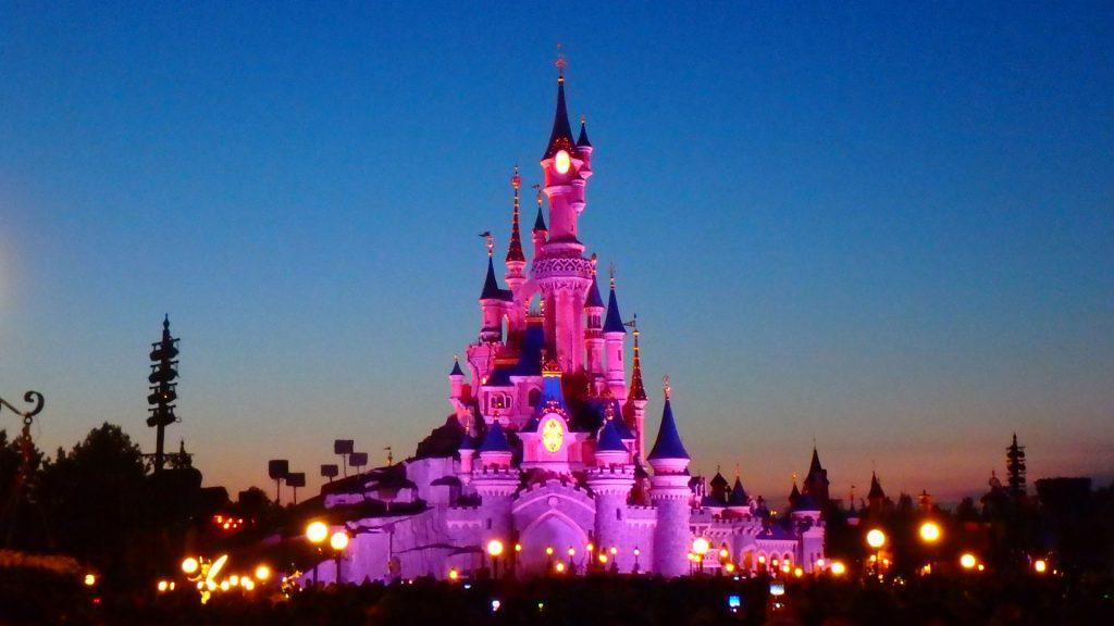 海外Disneyのおすすめ ディズニーランドパリ