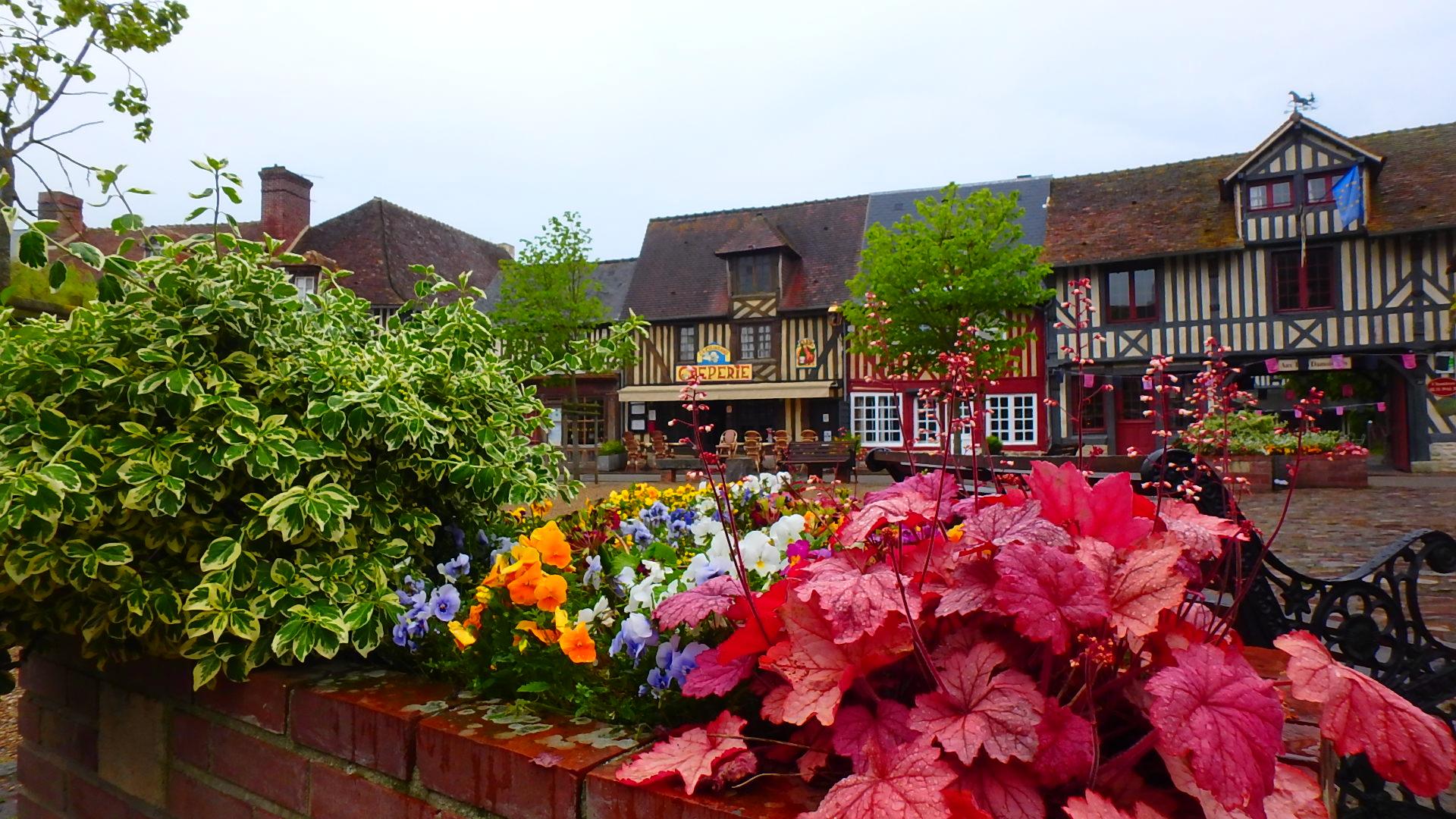 フランスで最も美しい村ブブロン村が可愛いすぎる