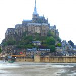 [塔の上のラプンツェル] フランスの世界遺産 モンサンミッシェルに行ってきました!