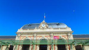 フランスニースNice Gare SNCF (direct) 駅バス