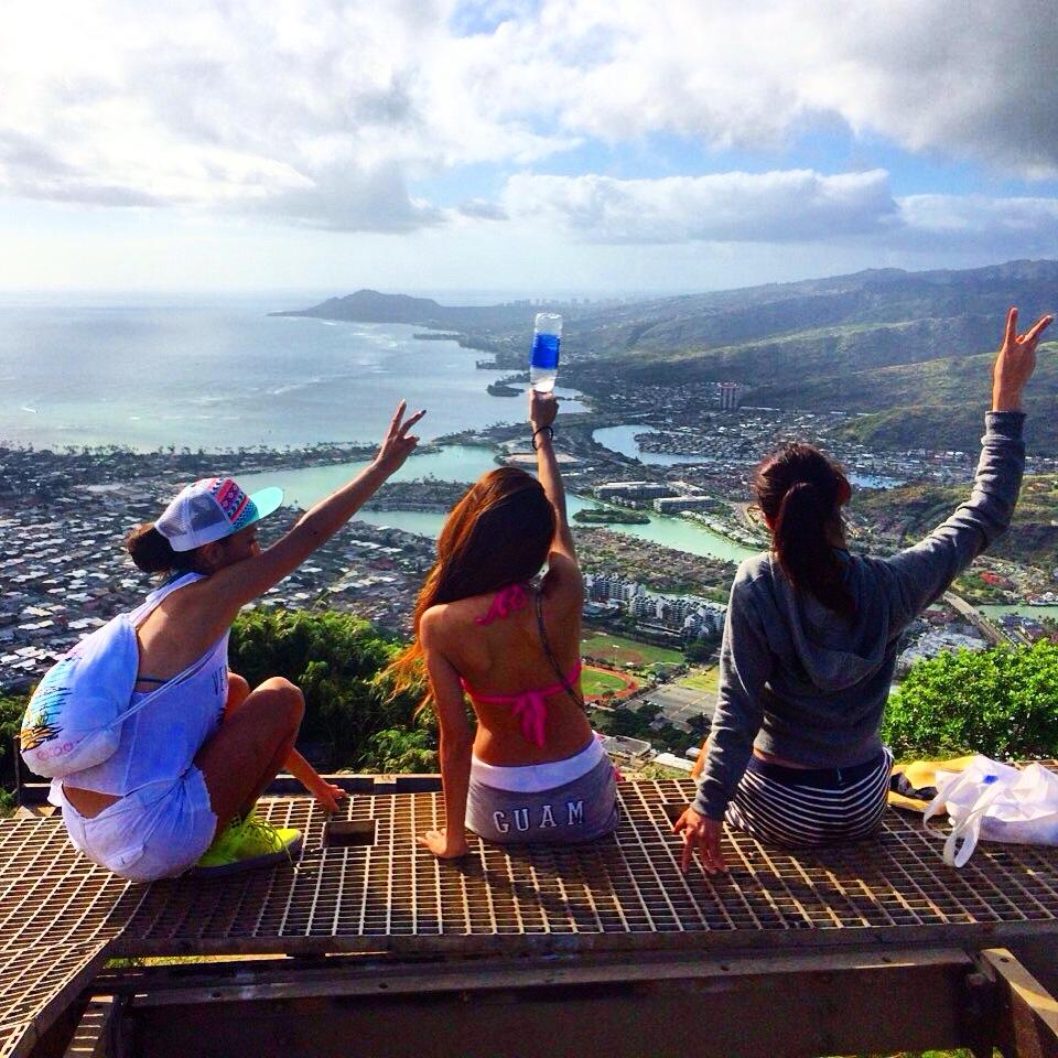 女子でも登れる!ハワイのおすすめ絶景ハイキングココヘッド