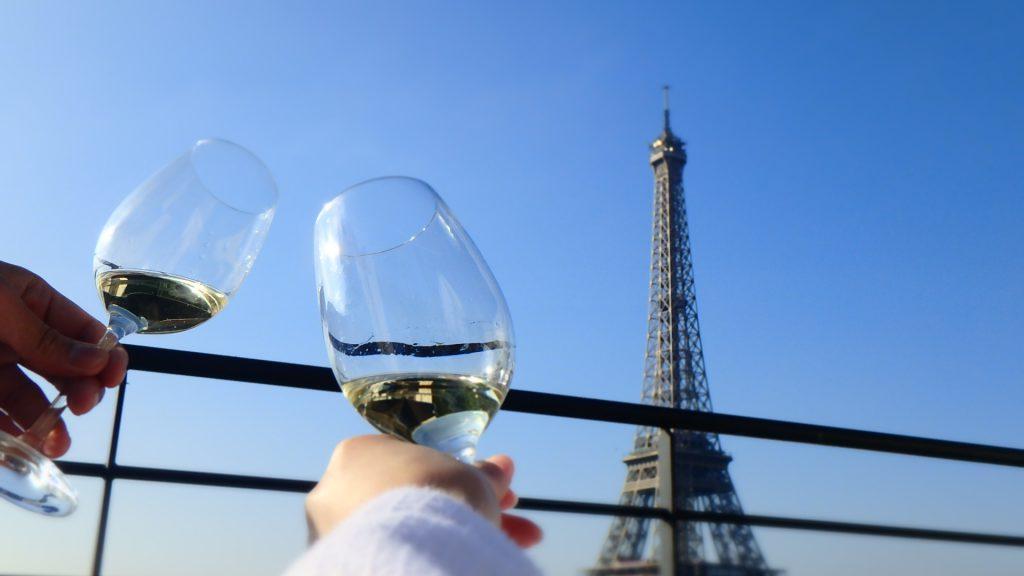 フランスのおすすめホテル シャングリラパリ