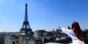 モルディブの行き方 フランス・パリ経由