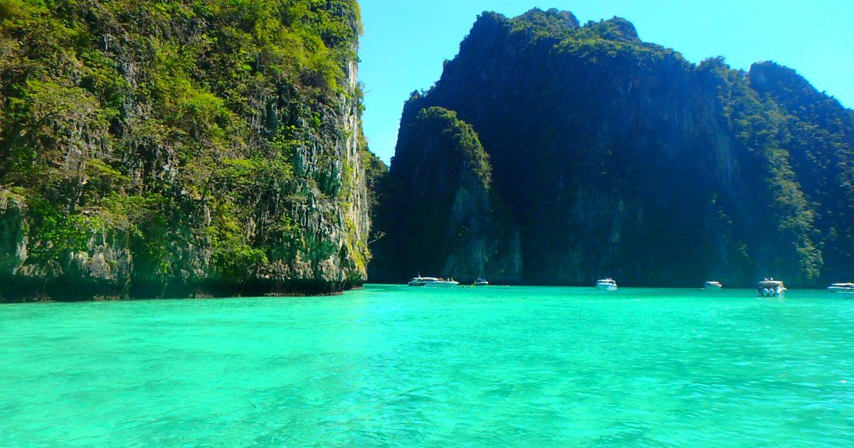 ピピ島 旅行記 ブログ