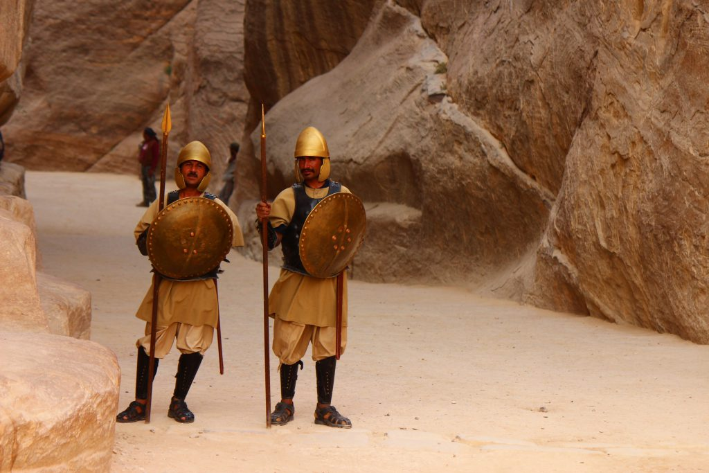 中東ヨルダンへ一人旅