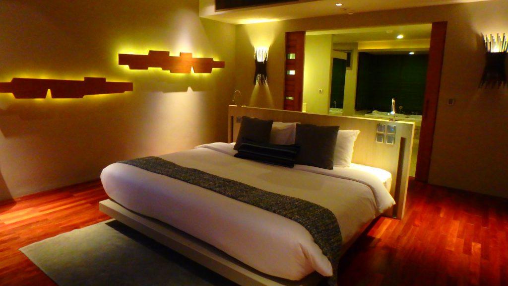 プーケットホテルカリマリゾートkalimaresortベッドルーム