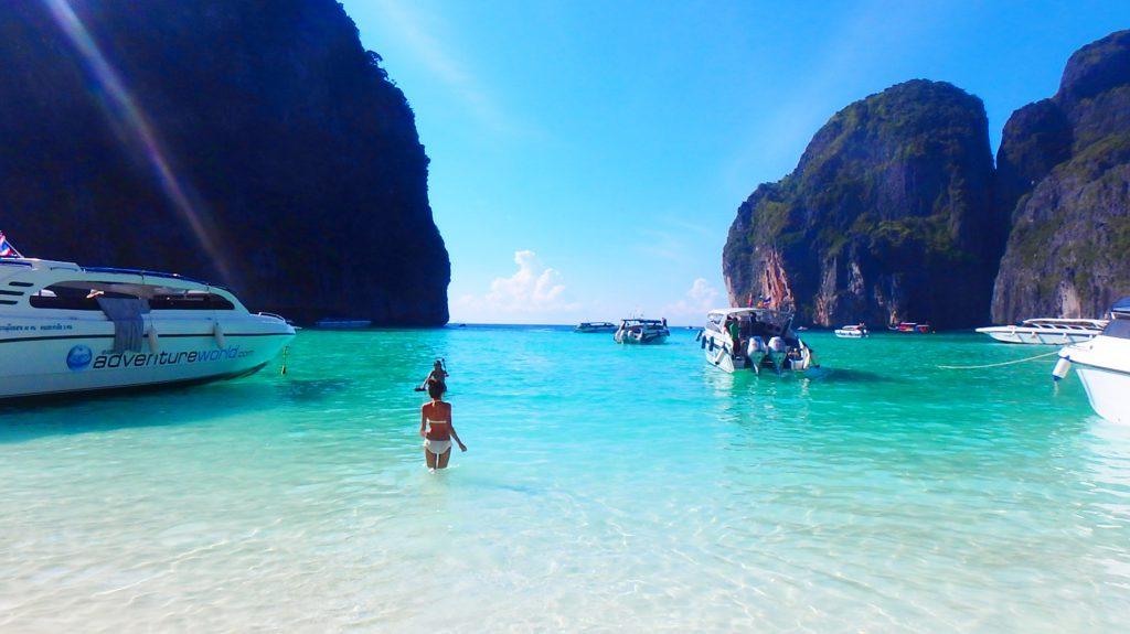 冬に乾季&ベストシーズンのビーチリゾート ピピ島