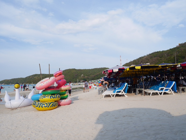 タイラン島現地人がおすすめするビーチ