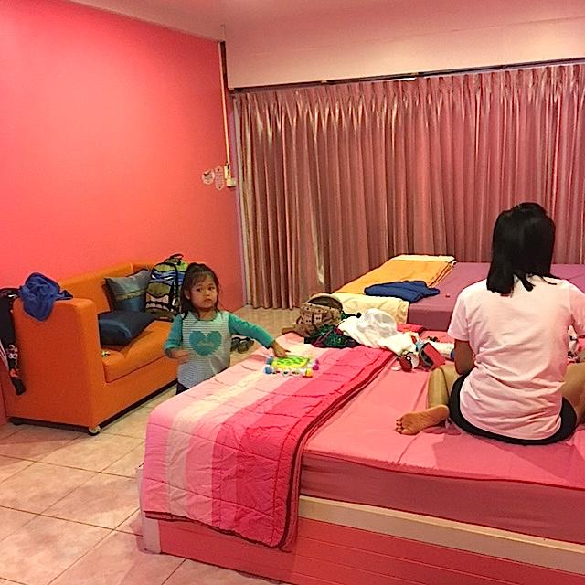 タイラン島のホテルは安くて可愛い