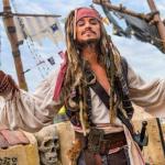 パイレーツ最新作・最後の海賊公開!世界一楽しい上海の [カリブの海賊] がすごい!