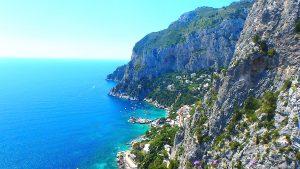 イタリア カプリ島観光のおすすめ 絶景展望台