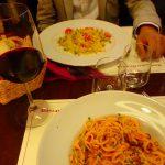 フィレンツェで一番美味しいパスタ屋さん il desco (イル デスコ) のランチでの珍事件