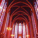 パリで最も美しいステンドグラスの教会  サント・シャペル(Sainte Chapelle)