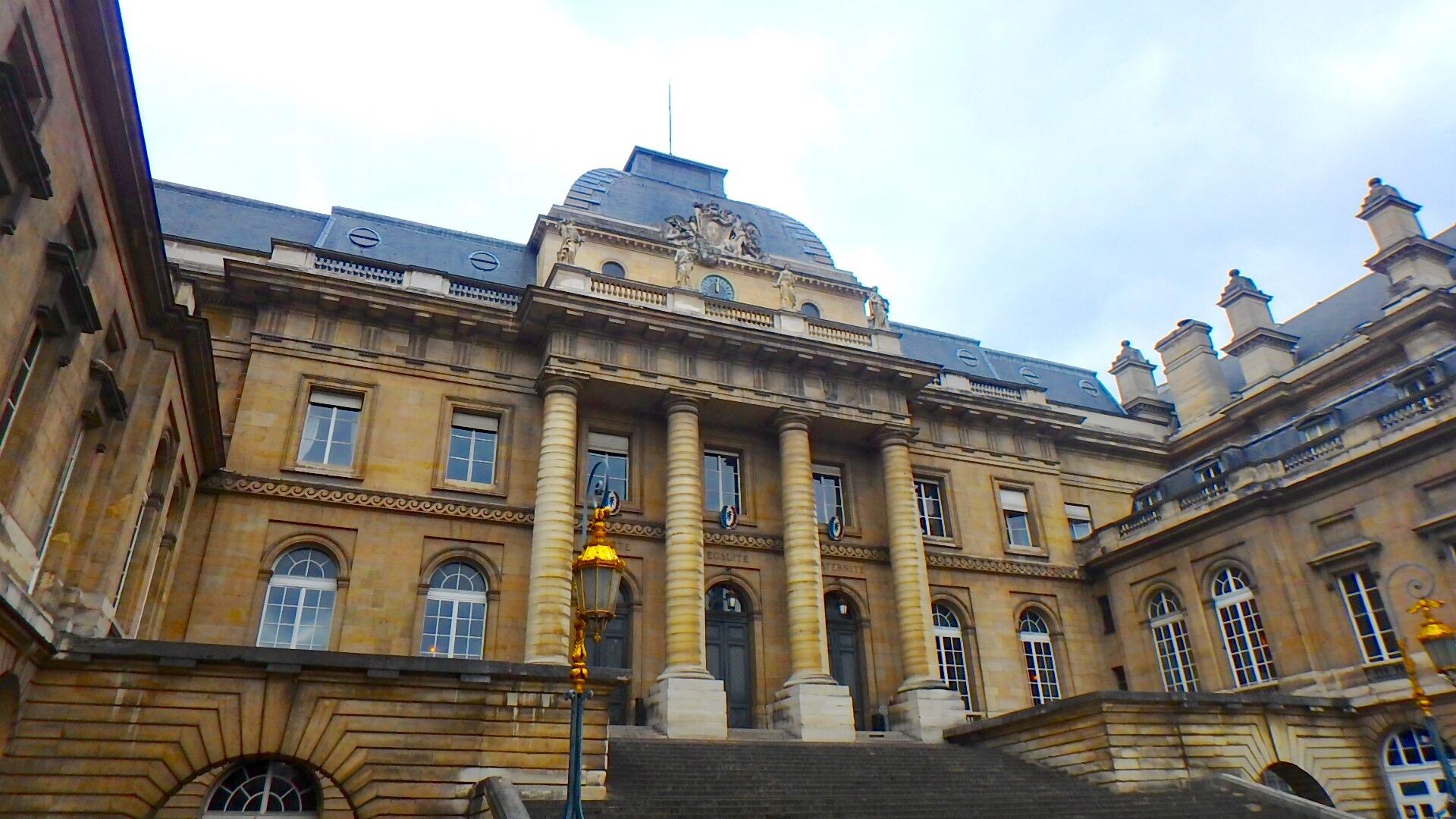 サント・シャペル教会(Sainte Chapelle)の最高裁判所