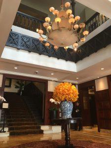 ベトナム ハノイの老舗高級ホテル ソフィテルメトロポールホテル