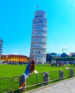 秋におすすめの海外旅行先 イタリア ピサの斜塔