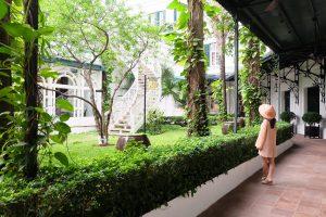 ベトナム ハノイ 5つ星ラグジュアリーホテル ソフィテルメトロポール