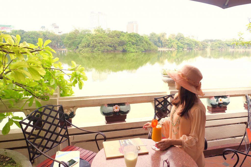 ベトナム ハノイでお洒落女子旅行